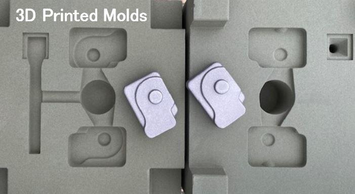 3d Print Mold Prototype