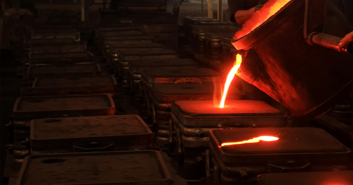 State Line Foundries Specializes In Producing Prototype Iron Castings