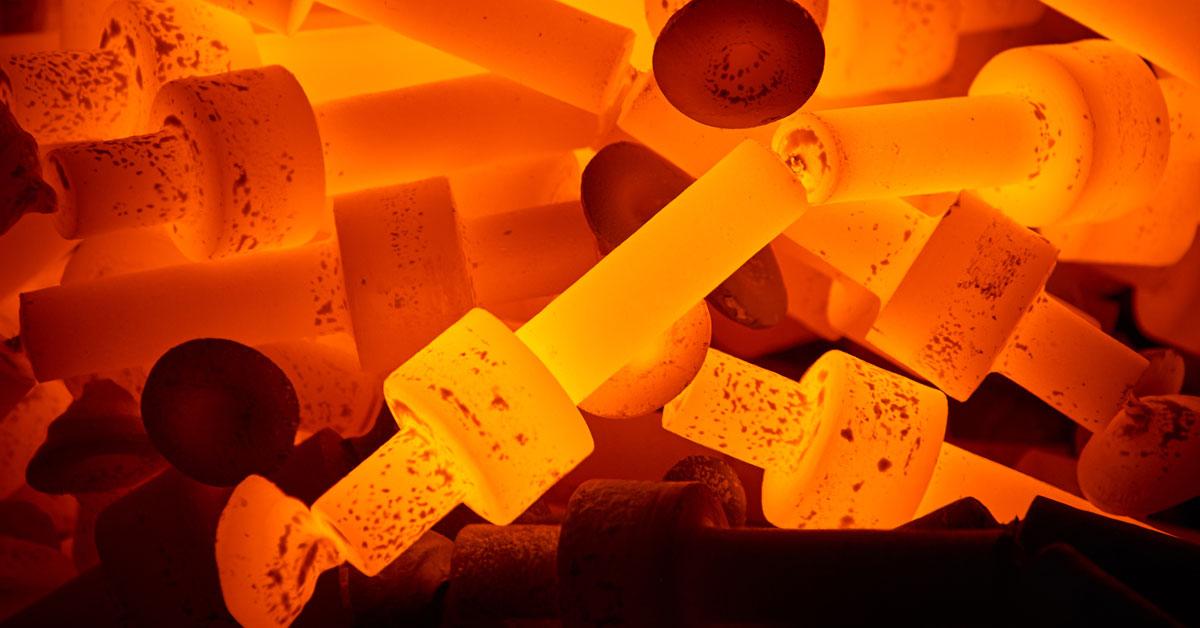 Heat Treatments Enhance The Characteristics Of Iron Castings